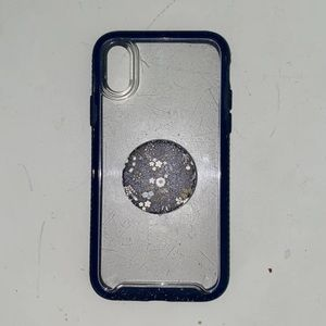 OtterBox case with PopSocket